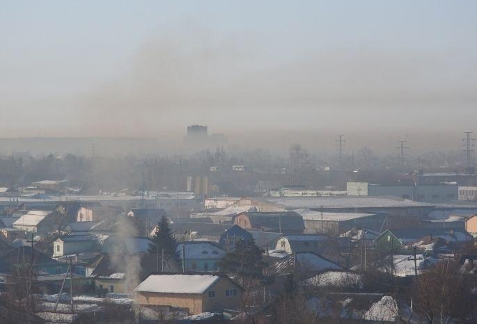 В 2018г вОмске могут вообще говоря перестать следить зазагрязнением воздуха
