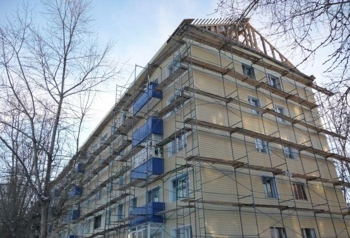 Минстрой заявил опровале программы капремонта за2016 год