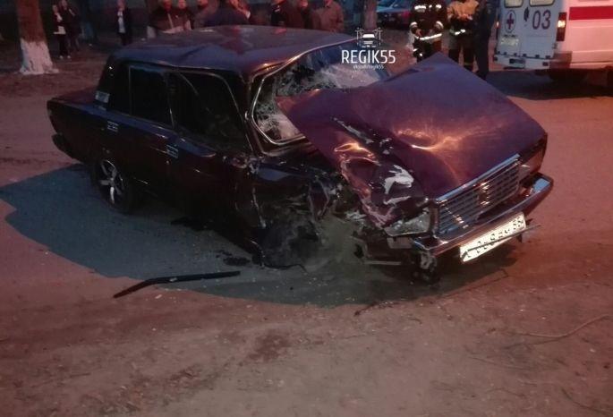 ВПривокзальном молодой шофёр ВАЗа вылетел на«встречку» исбил мотоциклиста