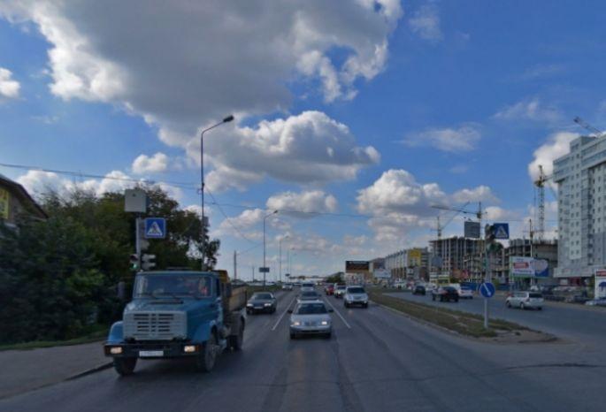 ВОмске приготовились реконструировать два перекрестка наКонева