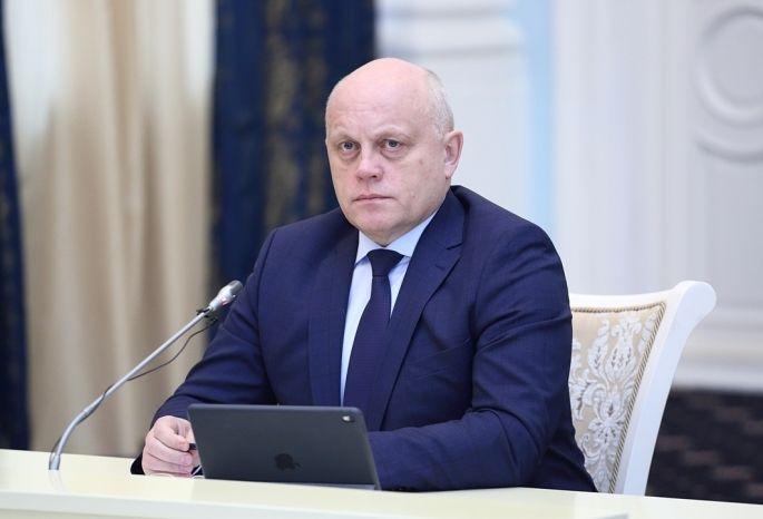 Благодаря вони Назаров поднялся врейтинге губернаторов