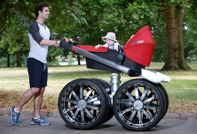 Омичке угрожает до 2-х колонии закражу детской коляски