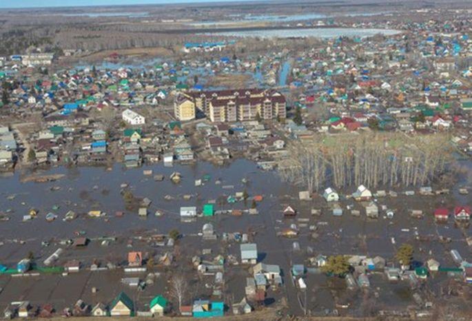 Вода вУсть-Ишиме засутки может подняться еще на15 сантиметров
