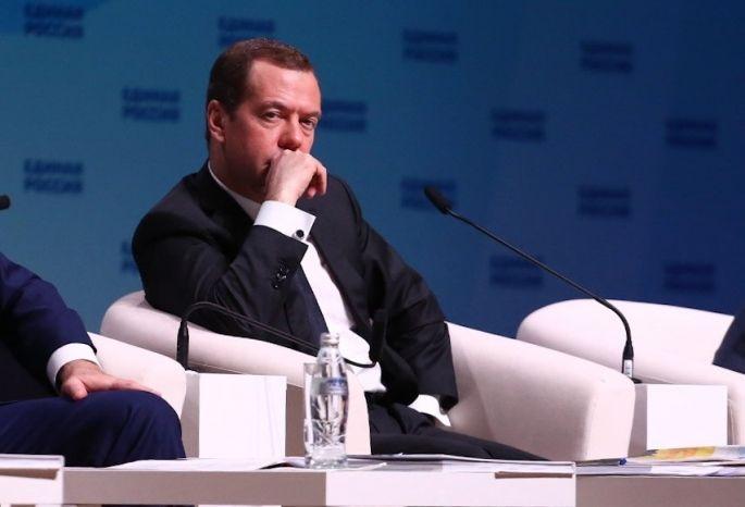 Медведев дал 9 поручений по результатам форума «Единой России» вОмске