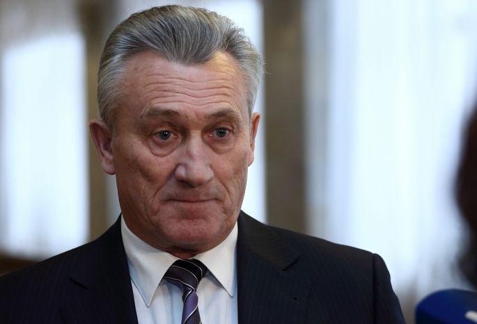 Вотставку ушел подследственный вице-губернатор Омской области Станислав Гребенщиков
