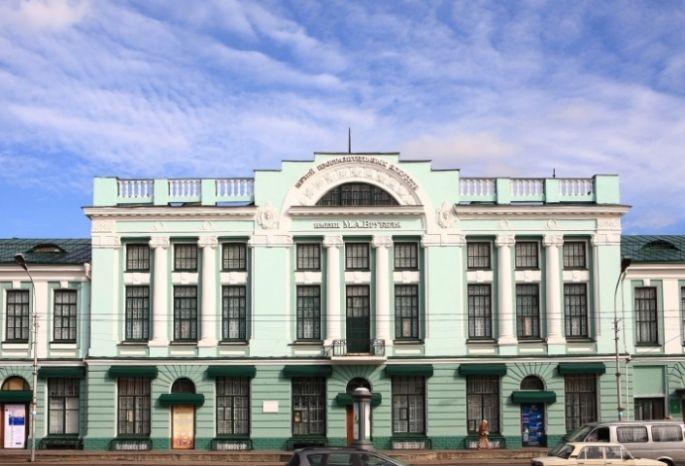 Омский музей имени Врубеля вошел в 10-ку самых известных в РФ
