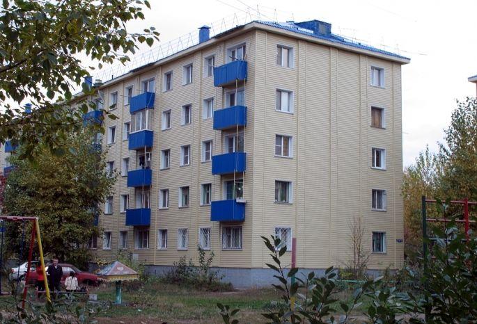 Граждане Омска сами будут платить зазамену несущих конструкций в«хрущевках»
