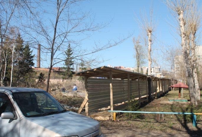 Как законно в сквере в центре Омска построить небоскреб