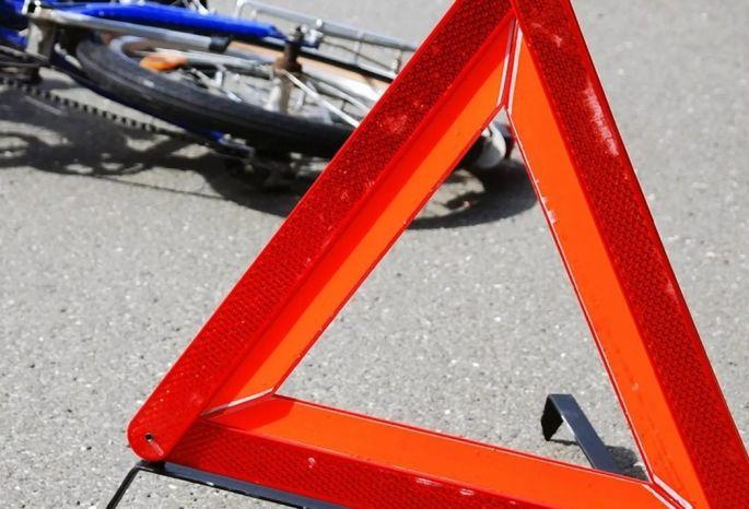 ВОмской области нетрезвый шофёр насмерть сбил велосипедиста