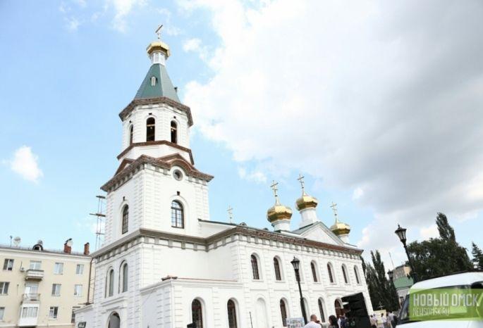 Воскресенский храм Омска появится на300 тысячах марок