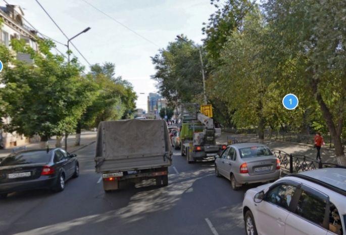Вцентре Омска налето перекроют улицу Ленина