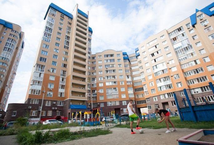 Ввод жилья застройщиками увеличился на7% - Росстат