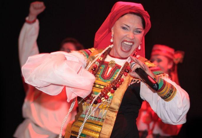Омский депутат не желает, чтобы наДне города пела Надежда Бабкина