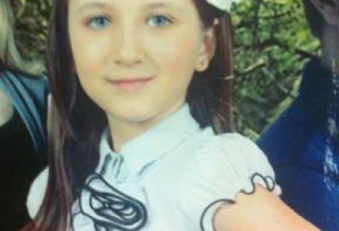 Голубоглазая девочка пропала вОмске подороге домой