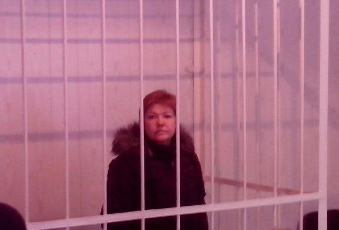 Уголовное дело экс-начфина омской милиции Старовиковой готовят кпередаче всуд