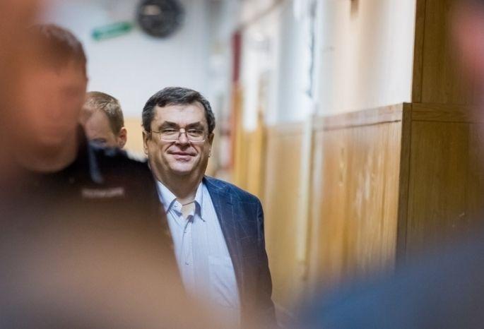 Фигуранта дела о трате одного млрд. руб. отпустили под домашний арест