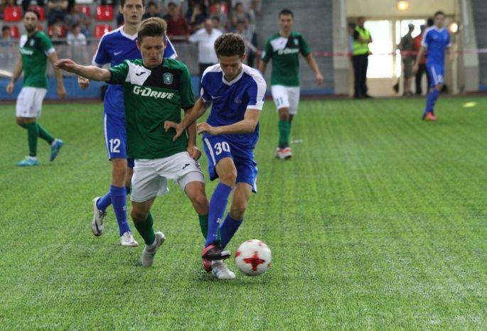«Иртышу» неудалось забить мяч престижа вкубковом матче с«Томью»