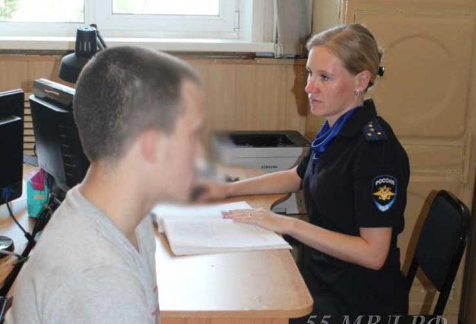 ВОмской области доэтого судимый житель похитил уэкпедитора 180тыс.руб.