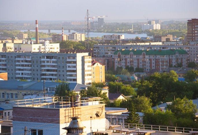 ВОмской области стали менее строить жилья