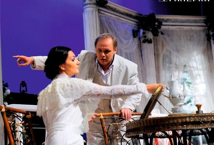 Омская «Тургениана»: новый театральный сезон в «Галерке»