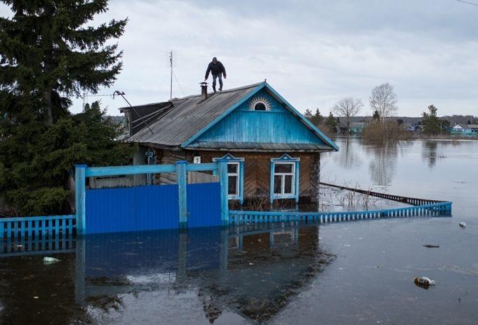 Руководство Омской области затянуло сликвидацией последствия паводка 2016 года