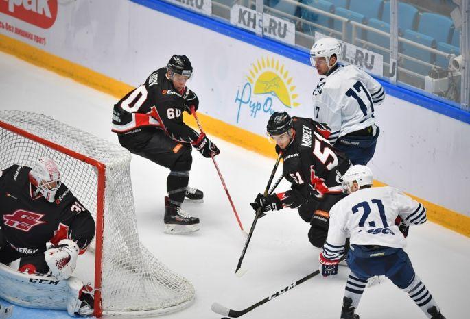 «Авангард» сразится на собственном льду свладивостокским «Адмиралом»