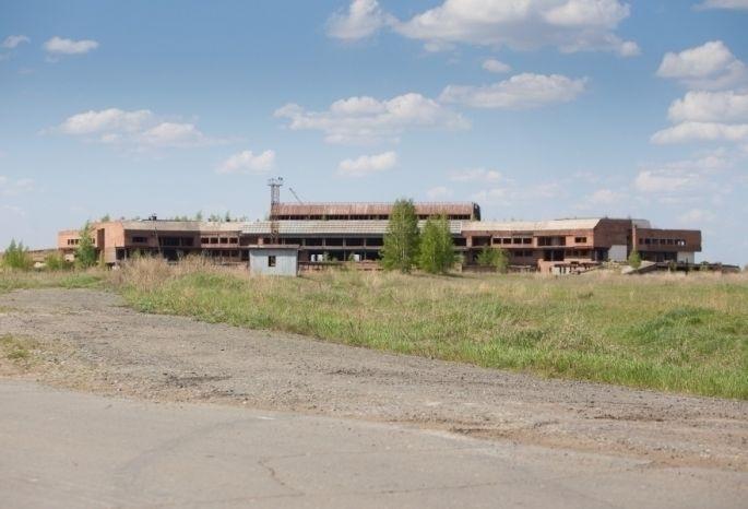 Омская область зарабатывает нааэропорте— недострое «Омск— Фёдоровка»