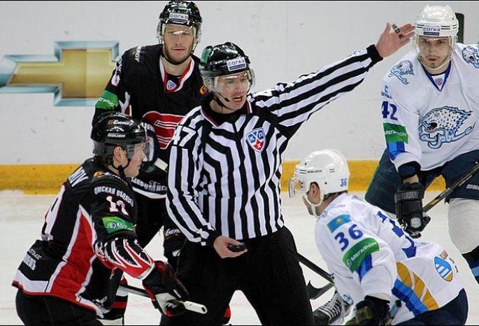 Согласно котировкам, «Авангард» победит «Барыс» в постоянном чемпионате КХЛ