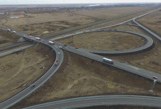 ВОмской области закончена программа ремонта федеральных трасс на 2017