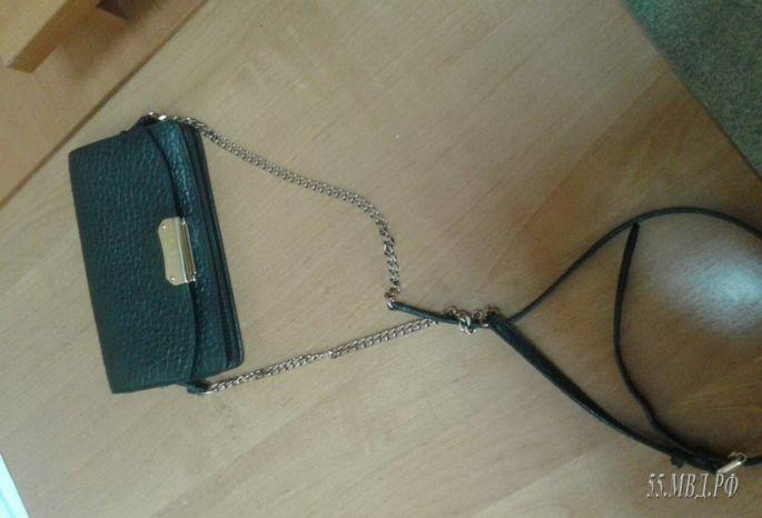 Вфитнес-центре наФрунзе омичка украла брендовую сумочку