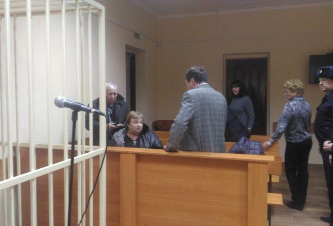 Экс-министр финансов Омской области Рита Фомина получила два года колонии