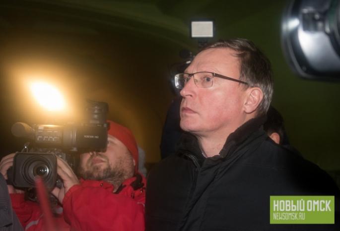 Врио губернатора Омской области: для консервации метро необходимо 800 млн руб.