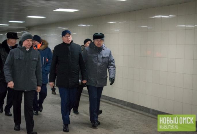 Под угрозой потерять все вложенное депутаты Заксобрания Омской области согласились выделить на метро почти 800 млн рублей
