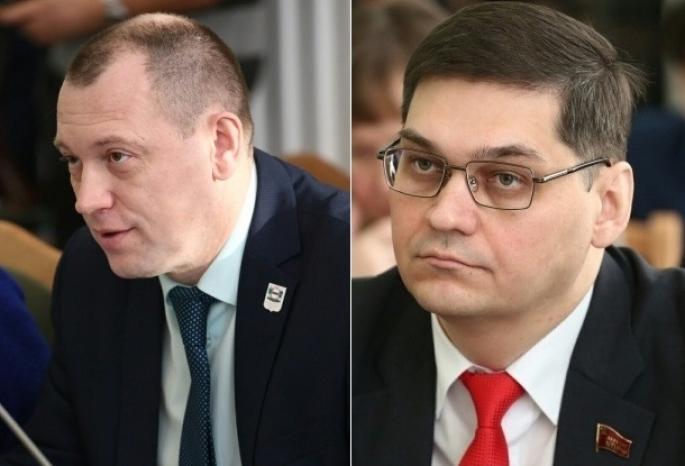 Алексей Ложкин стал последним депутатом напостоянной основе