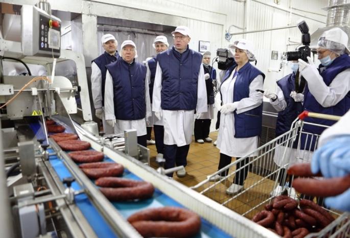 Бурков озадачил чиновников проблемой нечистых стоков в«кипящий Иртыш»