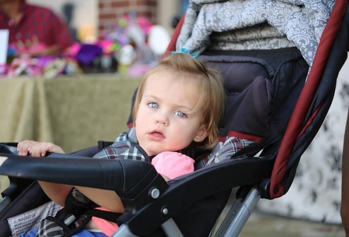 Омская милиция отыскала мать брошенного 3-х летнего ребенка
