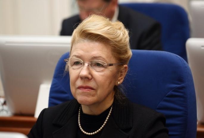Мизулина жаловалась впрокуратуру нараспространителей видео ссоболезнованиями Путину