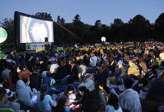 Фестиваль уличного кино пройдет вЧеремхово