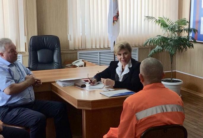 Денисова согласилась увидеться сомбудсменомРФ в российской столице вначале рабочей недели