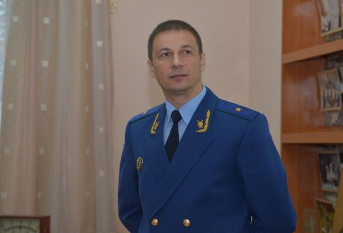 Омич Денис КОСТЕНКО назначен Западно-сибирским транспортным прокурором