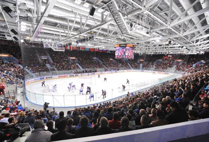 Омский «Авангард» назвал своего первого конкурента вдомашнем матче