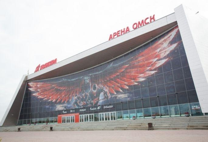 Омский «Авангард» может остаться без арены накануне нового сезона КХЛ