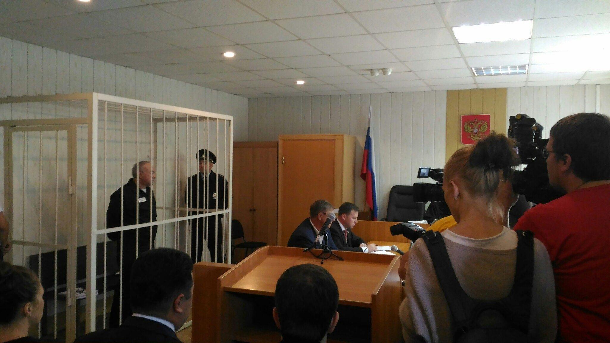 Олега ШИШОВА снова начали судить в особенном режиме— сейчас вОмске