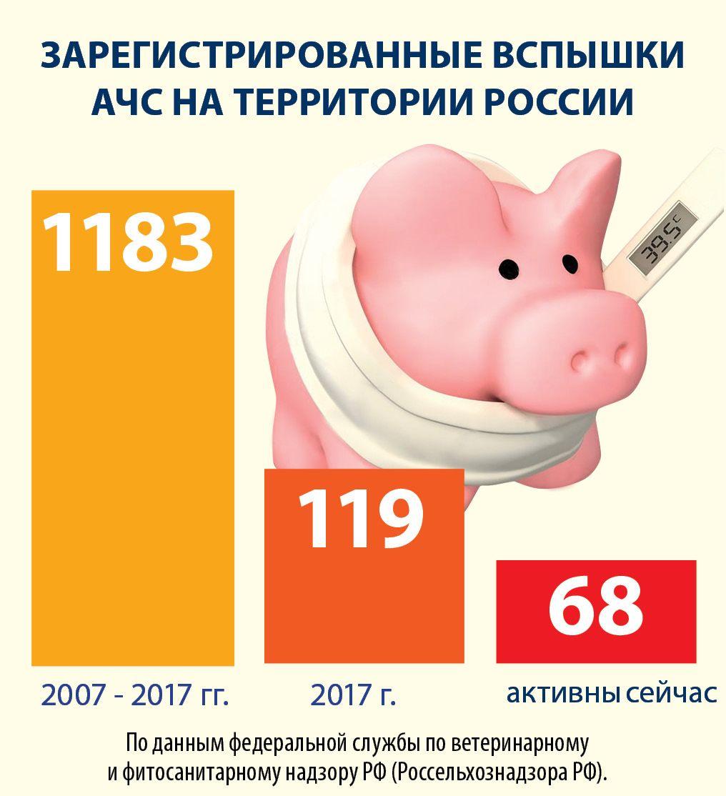 Новый очаг АЧС выявили вОмской области