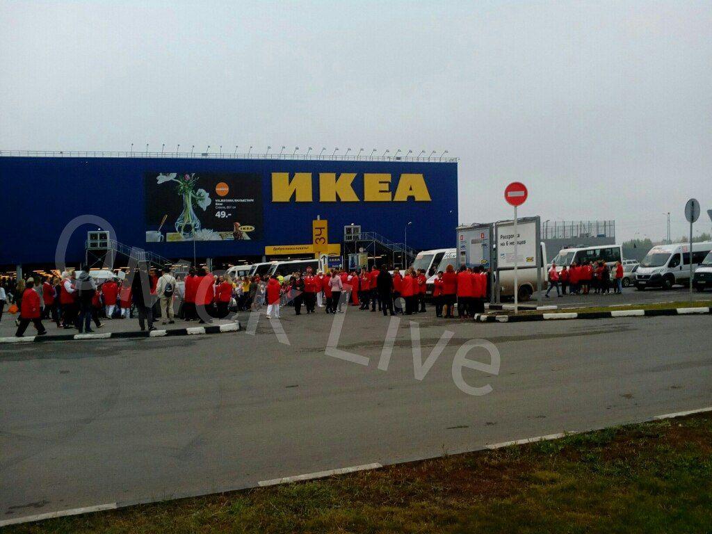 Эвакуацией горизбиркома имэрии закончился единый день голосования вОмске