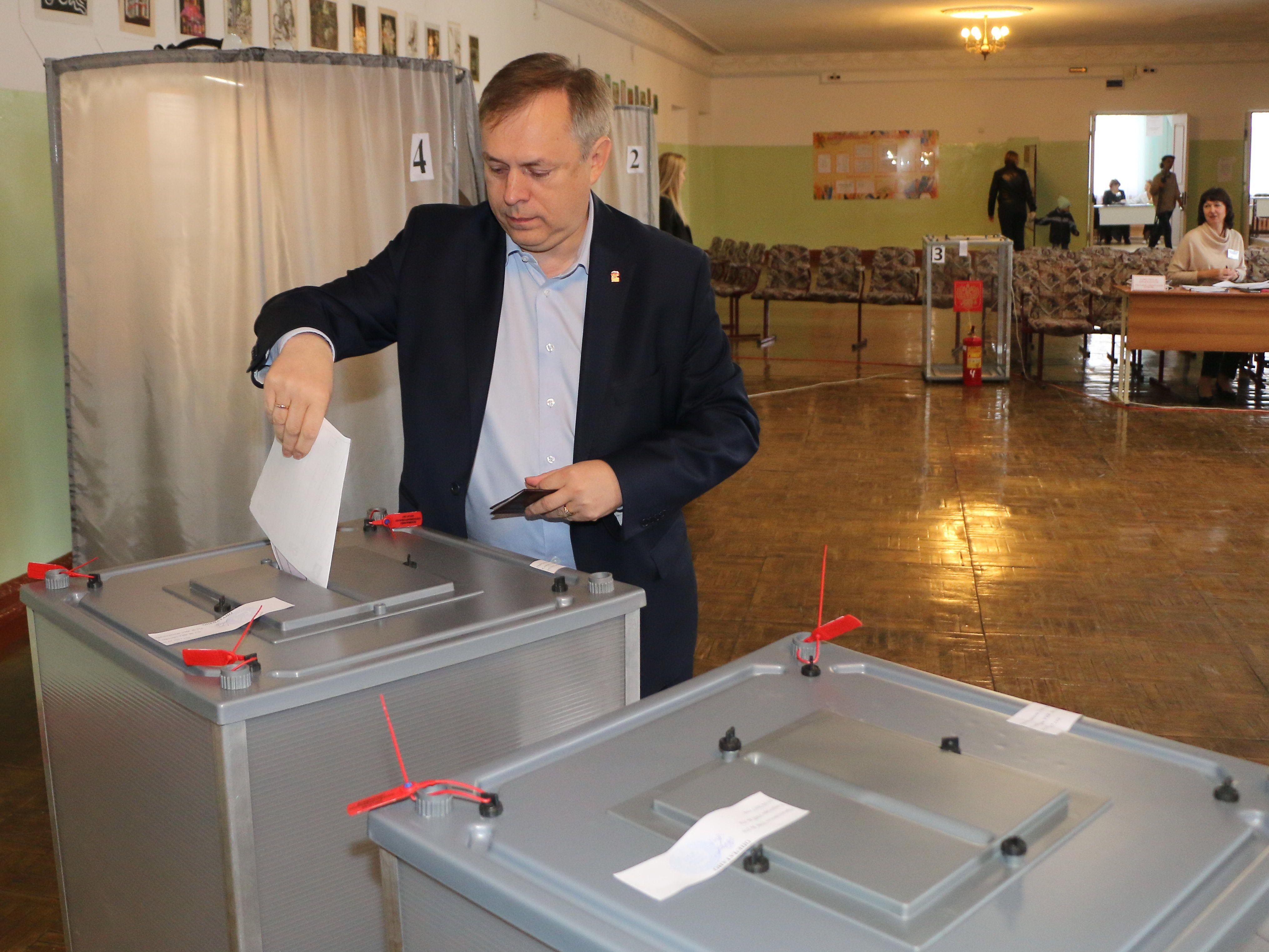 Вновом составе Омского горсовета будут 5 партий