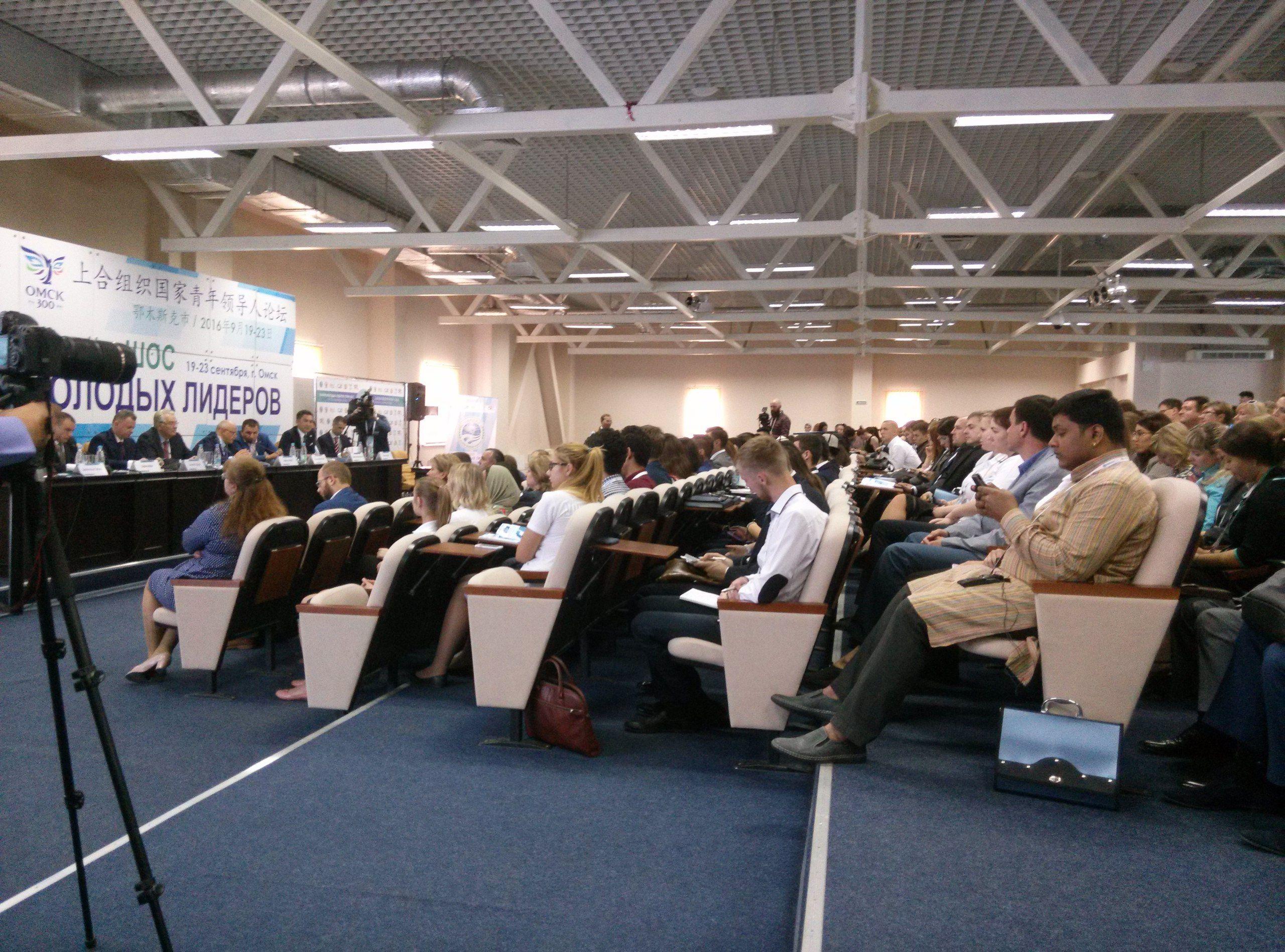 Назаров предложил часто проводить вОмске мероприятия ШОС