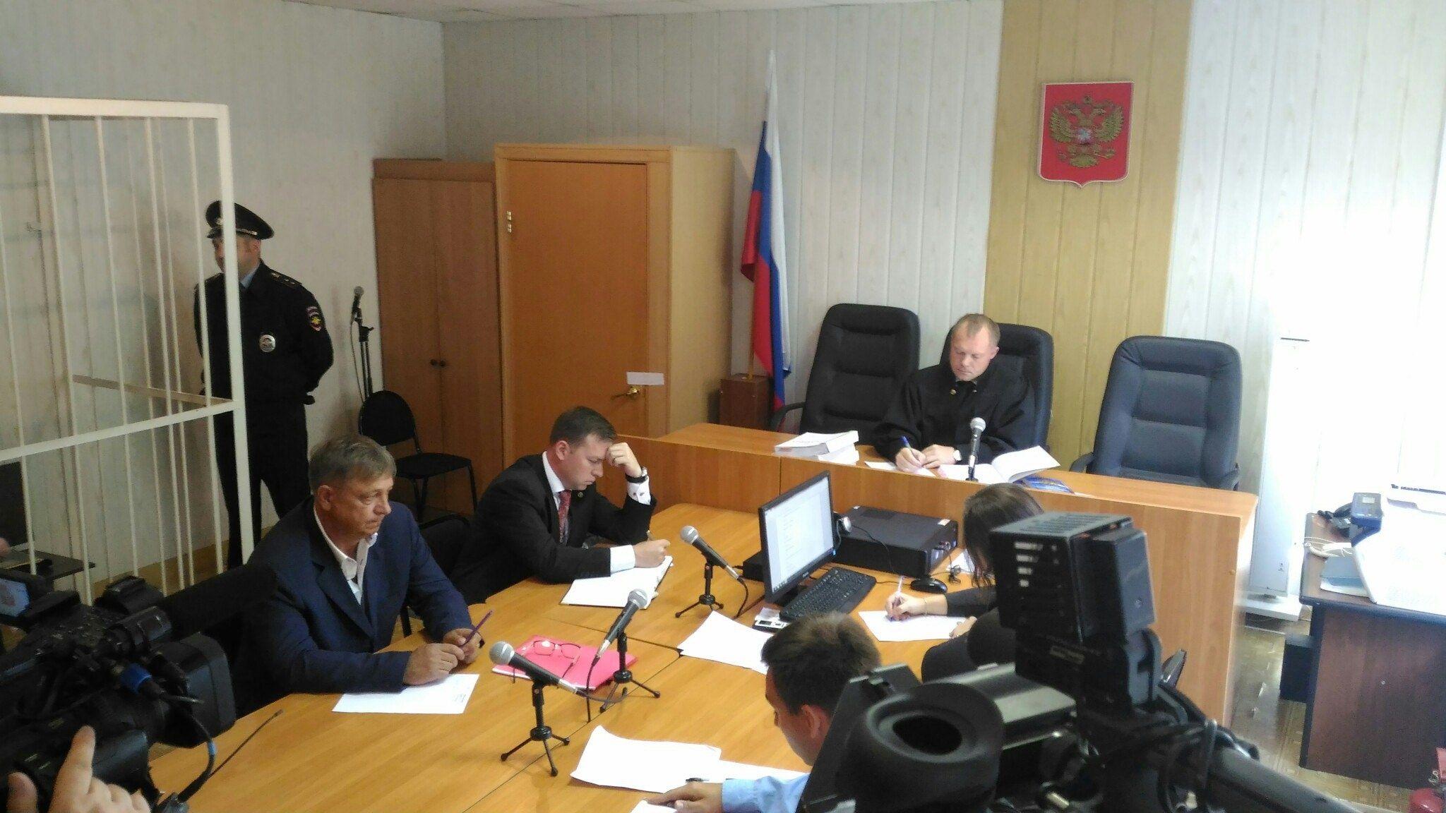 Сэкс-директора НПО «Мостовик» Олега Шишова требуют взыскать неуплаченные налоги